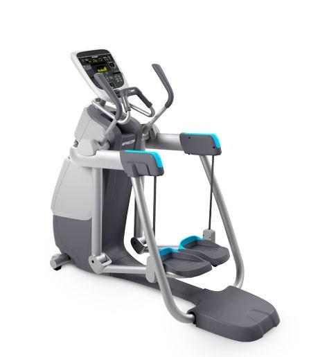 AMT-833美国必确Precor原装进口一体机商用跑步机多功能体适一体机椭圆机健身器材