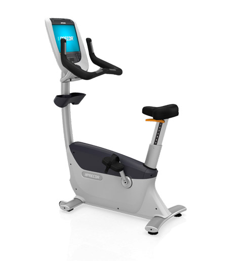 美国必确UBK-885跑步机,美国必确Precor原装进口立式健身车电磁控健身车家用/商用健身车