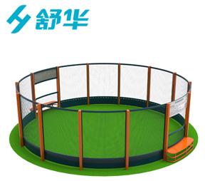 JLG-360 圆形足球场