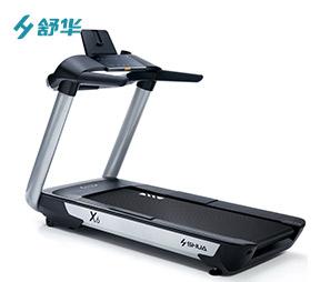SH-6700舒华SHUA跑步机X6 电动静音高端商务家用减震豪华跑步机