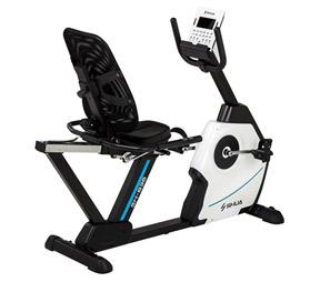 SH-836豪华家用电磁控卧式健身车