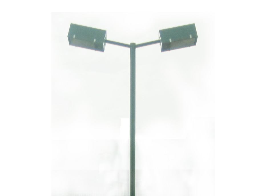 球场灯--单柱双灯
