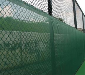 网球场防风网