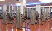 重庆玖洲健身房