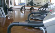 永修总工会健身房