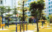 广东省潮州市地税局全民健身工程