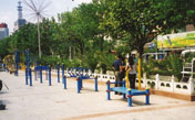 福建省南平市全民健身工程